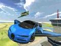 Ігра Ultimate Flying Car 3d