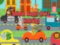 Ігра Animal Happy Drive Coloring