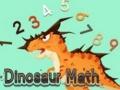 Ігра Dinosaur Math