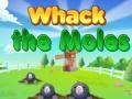 Ігра Whack the Moles