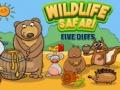 Ігра Wildlife Safari Five Diffs