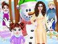 Ігра Baby Taylor Winter Skin Care