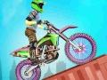 Ігра Bike Stunt Racing 3d