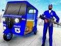 Ігра Police Auto Rickshaw Taxi
