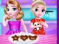 Ігра Little Girls Kitchen Time