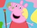 Игра Cute Pigs Paint Box