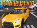 Ігра Get trained as a valet