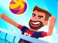 Spel Monster Head Soccer Volleyball