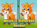 Ігра Which Is Different Animal