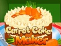 Ігра Carrot Cake Maker