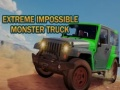 Ігра Extreme Impossible Monster Truck