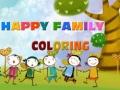 Ігра Happy Family Coloring