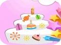 Spel Happy Birthday Cake Decor