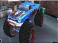 Игра Monster Truck Stunt Adventure