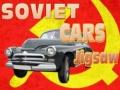 Ігра Soviet Cars Jigsaw