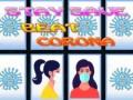 Ігра Stay save beat corona