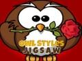 Ігра Owl Styles Jigsaw