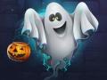 Ігра Spooky Ghosts Jigsaw