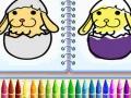 Ігра Coloring Bunny Book