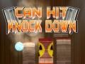 Ігра Can Hit Knock down