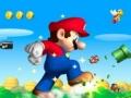 Lojë Super Mario Jigsaw Puzzle