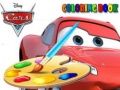 Ігра Disney Cars Coloring Book