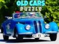 Ігра Old Cars Puzzle