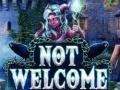 Ігра Not Welcome