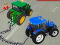 Hra Chained Tractor Towing Simulator