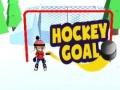 Ігра Hockey goal