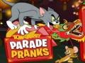 Игра Tom and Jerry Parade Pranks