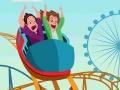 Ігра Roller Coaster Fun Hidden