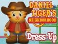 Ігра Daniel Tiger's Neighborhood Dress Up