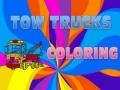 Ігра Tow Trucks Coloring