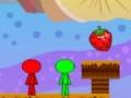 Ігра Stickman Bros In Fruit Island 2