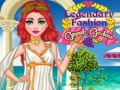 Ігра Legendary Fashion Greek Goddess