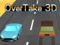 Ігра Overtake 3D