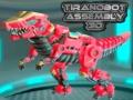 Игра Tiranobot Assembly 3D