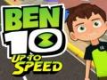 Игра Ben 10 Up to Speed