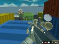 Ігра Shooting Blocky Combat Swat Gungame Survival