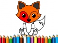 Ігра Fox Coloring Book