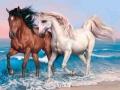 Игра Animals Jigsaw Puzzle Horses