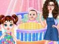 Ігра Baby Taylor A Day Like Babysitter