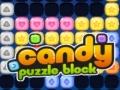 Ігра Candy Puzzle Block