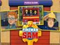 խաղ Fireman Sam Puzzle Slider