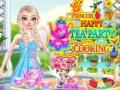 Ігра Princess Happy Tea Party Cooking