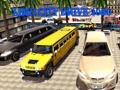 Ігра Limo City Drive 2020