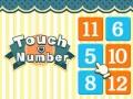 Ігра Touch Number
