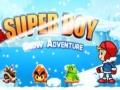 Ігра Super Boy Snow Adventure