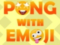 Ігра Pong With Emoji